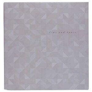 Nakabayashi Lサイズ フエルアルバム フリー台紙 白25枚 時空間 25L17 25L17