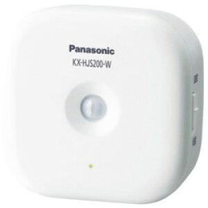 Panasonic(パナソニック) ホームネットワークシステム 「スマ@ホーム システム」 人感センサー KX-HJS200-W ホワイト KXHJS200W
