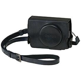 Canon(キヤノン) ソフトケース(PowerShot G7 X Mark III 専用) CSC-G12(BK) ブラック CSCG12BK