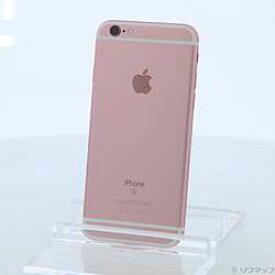 【中古】Apple(アップル) iPhone6s 128GB ローズゴールド MKQW2J/A SIMフリー【291-ud】