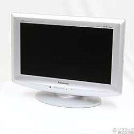 【中古】Panasonic(パナソニック) セール対象品 TH-L17C10-W シルキーホワイト【291-ud】