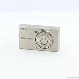 【中古】Nikon(ニコン) COOLPIX S500 (710万画素/3倍ズーム/シルバー)【291-ud】