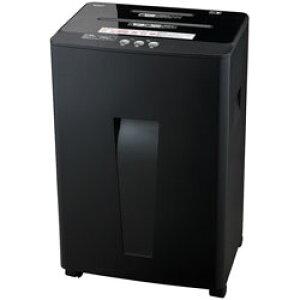 Nakabayashi 電動シュレッダー NSE-404BK ブラック [マイクロカット /A4サイズ /CDカット対応] NSE404BK