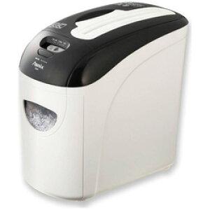 アスカ S34M 電動シュレッダー Asmix ホワイト [マイクロカット /A4サイズ] S34M