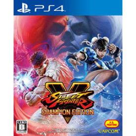 CAPCOM(カプコン) STREET FIGHTER V CHAMPION EDITION 【PS4ゲームソフト】