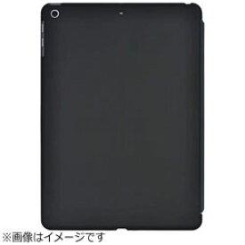 パワーサポート iPad 9.7インチ用 エアージャケットセット Smart Cover/Smart Keyboard対応 ラバーブラック PDK-72 PDK72 [振込不可]