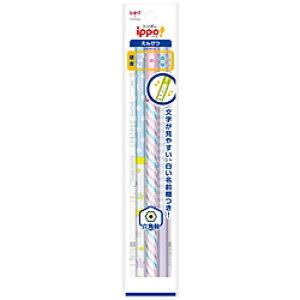 トンボ鉛筆 かきかた鉛筆PRW B3Pパック ACA-352B ACA352B