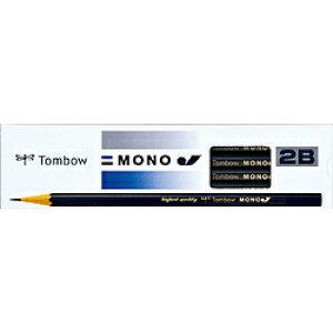 トンボ鉛筆 鉛筆モノJ 2B MONO-J2B MONOJ2B