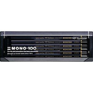 トンボ鉛筆 鉛筆モノ100 6H MONO-1006H MONO1006H