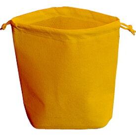 トラスコ中山 TRUSCO 不織布巾着袋 A4サイズ マチあり オレンジ 10枚入 HSA4-10-OR HSA410OR
