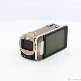 【中古】JVCケンウッド Everio GZ-HM890-N (64GB/SDXC/ホライゾンゴールド)【291-ud】