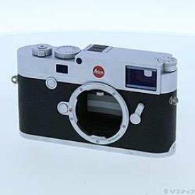 【中古】Leica(ライカ) ライカM10 シルバークローム【291-ud】