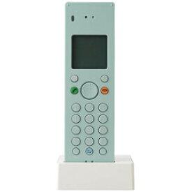 プラマイゼロ コードレス増設子機 XMT-Z050GH(グリーングレー) XMTZ050GH