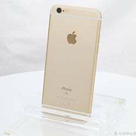 【中古】Apple(アップル) iPhone6s 128GB ゴールド MKQV2J/A SoftBank【-ud】