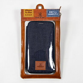 BSJ UK Trident iPhoneXsMAX Slimモデル 手帳型ケース PSDSPC-IPHXsM-UB19S PSDSPCIPHXSMUB19S