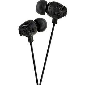 JVCケンウッド HA-FX101(ブラック)HA-FX101-B【重低音モデル】 カナル型イヤホン HAFX101B