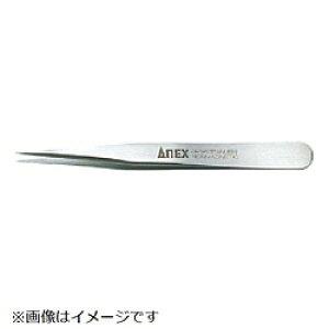 兼古製作所 NO.203 非磁性18-8ステンレスピンセット 先細小型 110mm NO203
