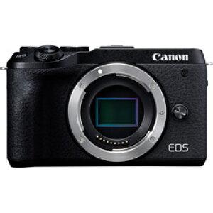 Canon(キヤノン) EOS M6 Mark II ボディ ブラック EOSM6MK2BKBODY