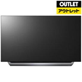 【アウトレット】 LG OLED55C8PJA 有機ELテレビ [55V型/4K対応]【α9 Intelligent Processor】 OLED55C8PJA 【生産完了品】 【お届け日時指定不可】 [振込不可]