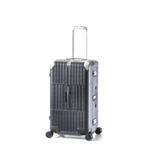 ディパーチャー ハードキャリー HD-515-29 レザーマットブラック [101 L] HD51529