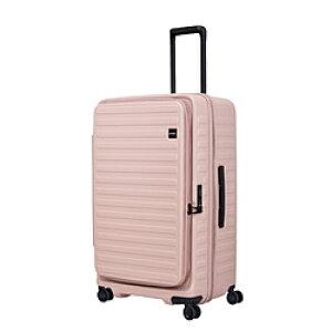 LOJEL スーツケース 100L(110L) CUBO ローズ cubo-fit-Rose [TSAロック搭載] CUBOFITRO
