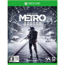 スパイク・チュンソフト メトロ エクソダス 【Xbox Oneゲームソフト】 メトロエクソダス