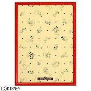 テンヨー 【木製500ピース用】ディズニー専用パネル (レッド)