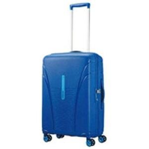 アメリカンツーリスター TSAロック搭載 軽量スーツケース Skytracer(62L)H422G01002 ブルー 22G01002
