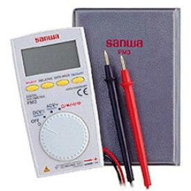 三和電気計器 超薄型多機能コンパクトデジタルマルチメータ PM3 PM3