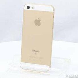 【中古】Apple(アップル) セール対象品 iPhone SE 32GB ゴールド MP842J/A SIMフリー 〔ネットワーク利用制限▲〕【291-ud】