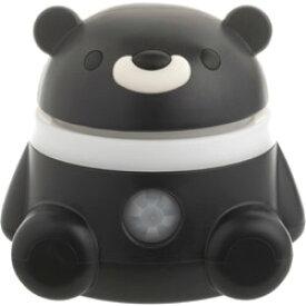 HAMEE Hamic BEAR(ハミックベア)子どものための音声メッセージロボット 282-885314 ブラック HAMICBEARBK