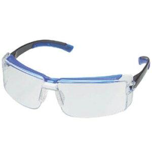トラスコ中山 二眼型保護メガネ レンズクリア TSG626 TSG626