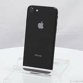 【中古】Apple(アップル) iPhone8 256GB スペースグレイ NQ842J/A SIMフリー 〔ネットワーク利用制限▲〕【291-ud】