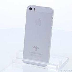 【中古】Apple(アップル) iPhone SE 64GB シルバー MLM72J/A SIMフリー【291-ud】