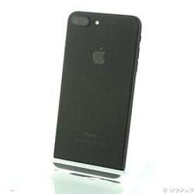 【中古】Apple(アップル) iPhone7 Plus 256GB ブラック NN6L2J/A SIMフリー【291-ud】