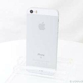 【中古】Apple(アップル) iPhone SE 128GB シルバー MP872J/A SIMフリー【-ud】