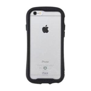 HAMEE [iPhone 6s/6専用]iFace Reflection強化ガラスクリアケース 41-907450 ブラック IP6SIFACERFTBK
