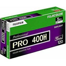 FUJIFILM(フジフイルム) 【ブローニー】PRO 400H 5本パック(新パッケージ) 120PRO400HEPNP12EX5