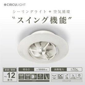 ドウシシャ DCC-SW12CM シーリングファン Luminous(ルミナス) [リモコン付き /12畳] DCCSW12CM