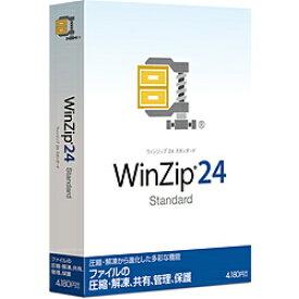 コーレルコーポレーション WinZip 24 Standard [Windows用] WINZIP24STANDARD