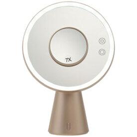 アイキャッチ 真実の鏡Luxe-Bluetooth シャンパンゴールド EC017LXUSB7X EC017LXUSB7X