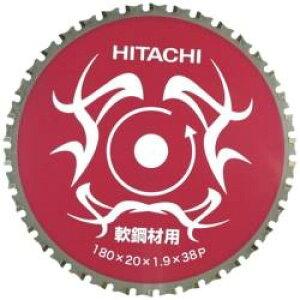 工機ホールディングス 日立 CD7SA用チップソーカッター 180mm 軟鋼材用 0032-5635 325635