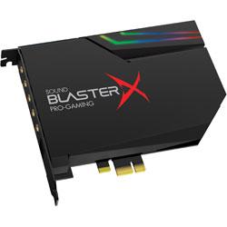 【07/下旬発売予定】クリエイティブメディアSoundBlasterXAE-5ゲーミングPCIeサウンドカードSBX-AE5-BK【ゲーミング】(SBXAE5BK)