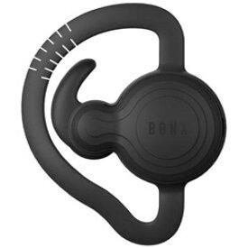 BONX ワイヤレスヘッドセット 片耳イヤホンタイプ[Bluetooth]エクストリームコミュニケーションギア BONX Grip BX2-MBK4 ブラック BX2MBK4