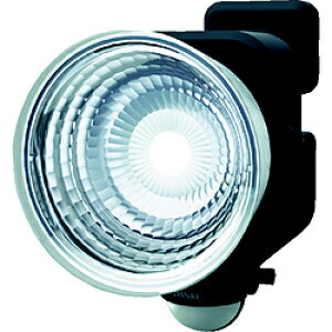ムサシ ダンケ 3.5W×1灯 フリーアーム式LED乾電池センサーライト E42135