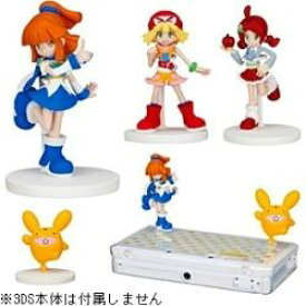 SEGA(セガ) 3DS用 ぷよぷよフィギュア付き 3DSカバーセット [HCV1598]