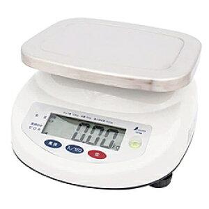 シンワ測定 シンワ測定 デジタル上皿はかり 6kg A764-70192 A76470192
