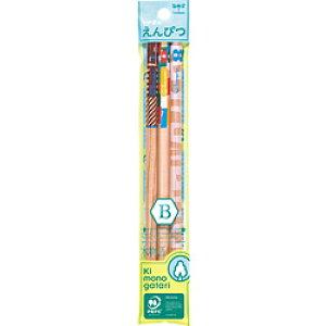 トンボ鉛筆 かきかた鉛筆F木物語01 B3Pパック ACD-350A ACD350A