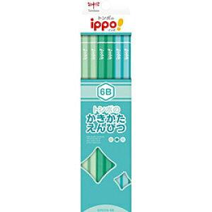 トンボ鉛筆 かきかた鉛筆プレーンN046B KB-KPN04-6B KBKPN046B