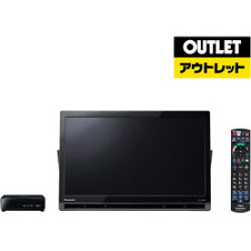 Panasonic(パナソニック) UN-19CFB9-K ブラック【19V型】【VODサービス対応】ポータブルテレビ プライベートビエラ UN19CFB9K 【生産完了品】 [振込不可]